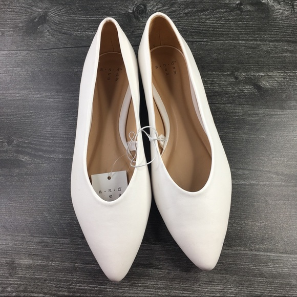 A New Day white flats